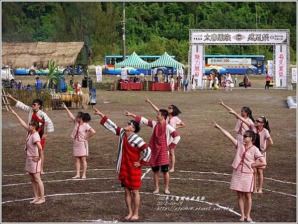 102年太魯閣族感恩祭13