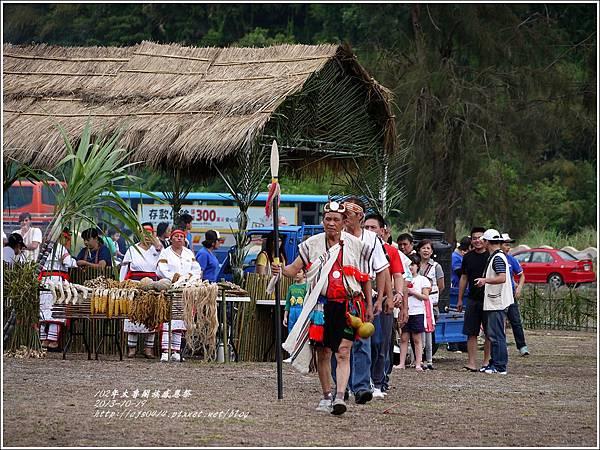 102年太魯閣族感恩祭29