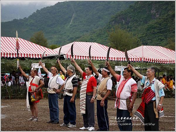 102年太魯閣族感恩祭30