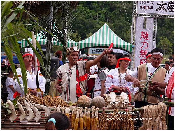 102年太魯閣族感恩祭31