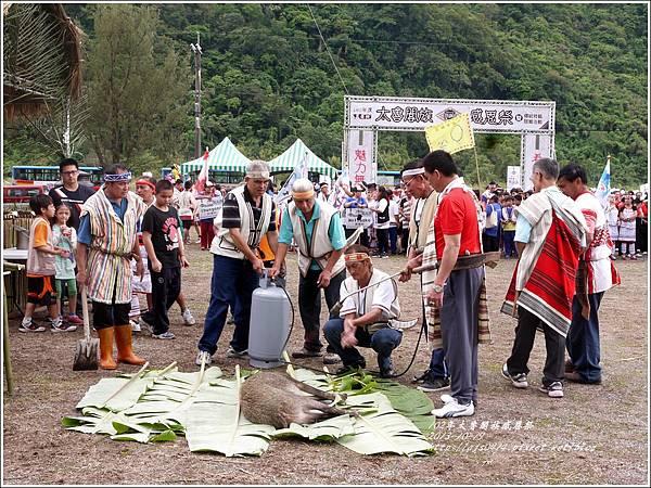 102年太魯閣族感恩祭33