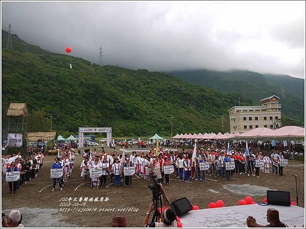 102年太魯閣族感恩祭34