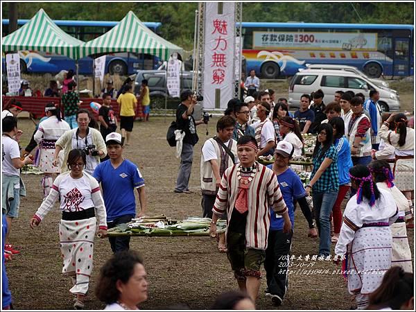 102年太魯閣族感恩祭60