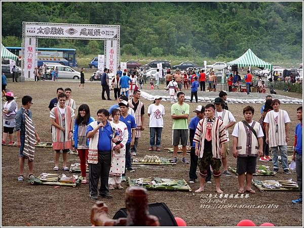 102年太魯閣族感恩祭62