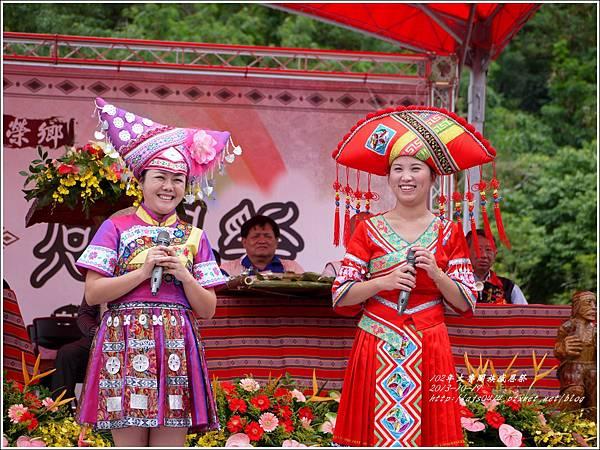 102年太魯閣族感恩祭75