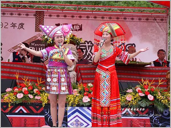 102年太魯閣族感恩祭76