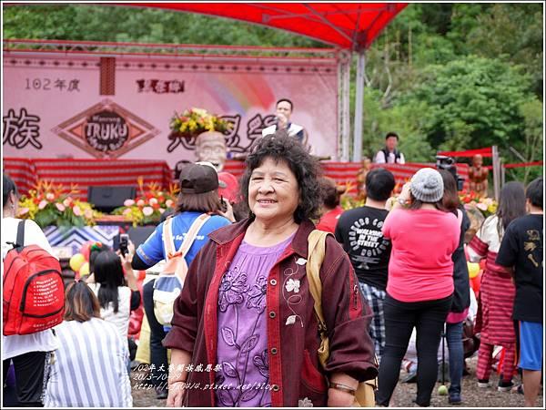 102年太魯閣族感恩祭99