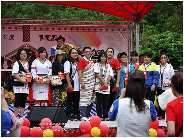 102年太魯閣族感恩祭116
