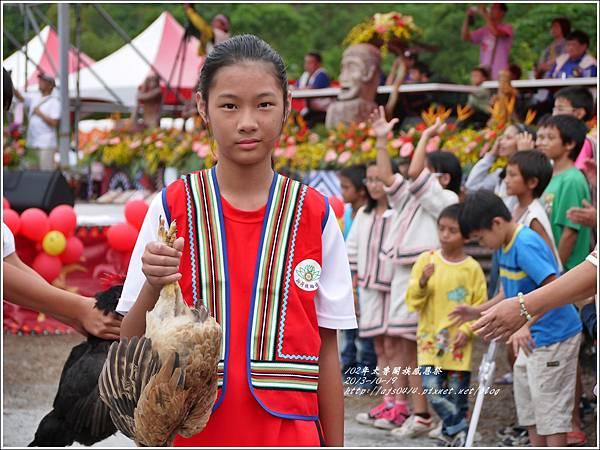102年太魯閣族感恩祭206