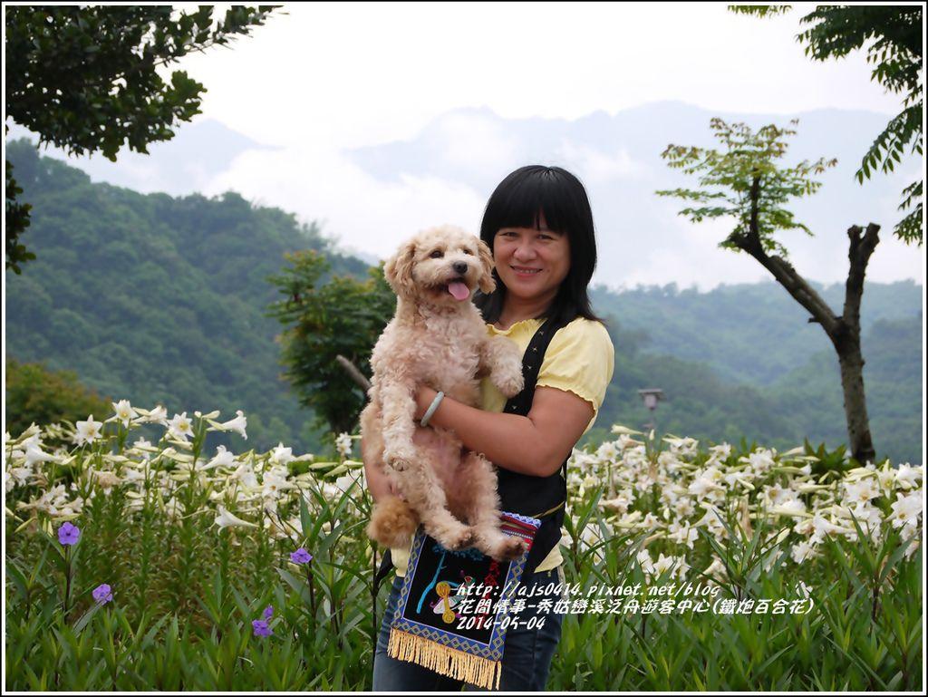 2014-05-秀姑戀溪泛舟遊客中心(鐵炮百合花)7.jpg