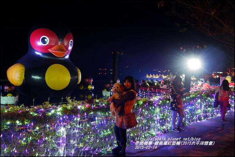 2015-02-鯉魚潭紅面鴨(太平洋燈會)7.jpg