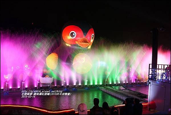 2015-02-鯉魚潭紅面鴨(太平洋燈會)17.jpg