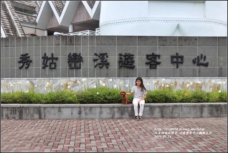 鐵炮百合花(秀姑巒溪泛舟中心)2017-05-17.jpg