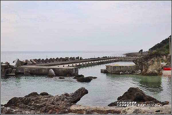 小琉球環島公路(大福漁港)-2019-04-01.jpg