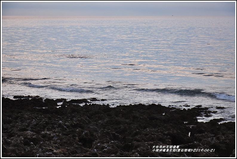 小琉球環島公路(厚石裙礁)-2019-04-04.jpg