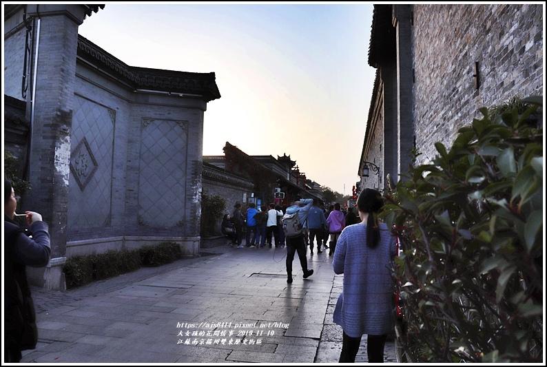 江蘇揚州雙東歷史街區-2019-11-02