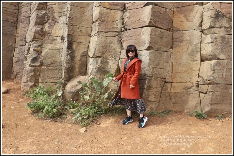 澎湖大果葉柱狀玄武岩-2020-10-21.jpg