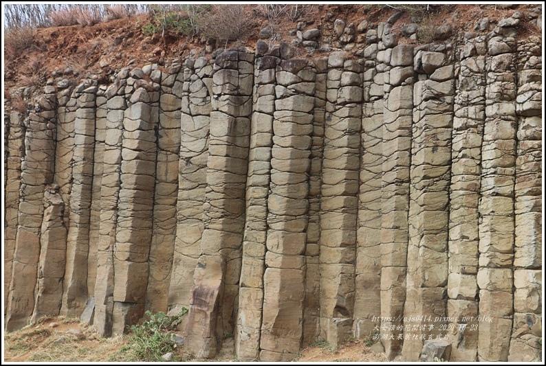 澎湖大果葉柱狀玄武岩-2020-10-09.jpg