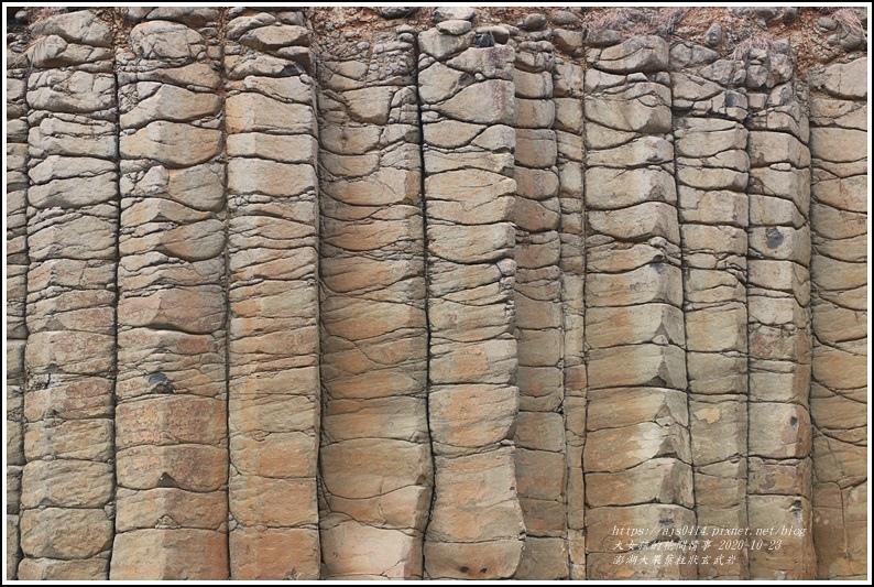 澎湖大果葉柱狀玄武岩-2020-10-08.jpg