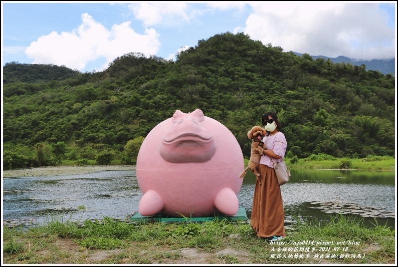 縱谷大地藝術季-新良濕地(粉紅河馬)-2021-07-13.jpg
