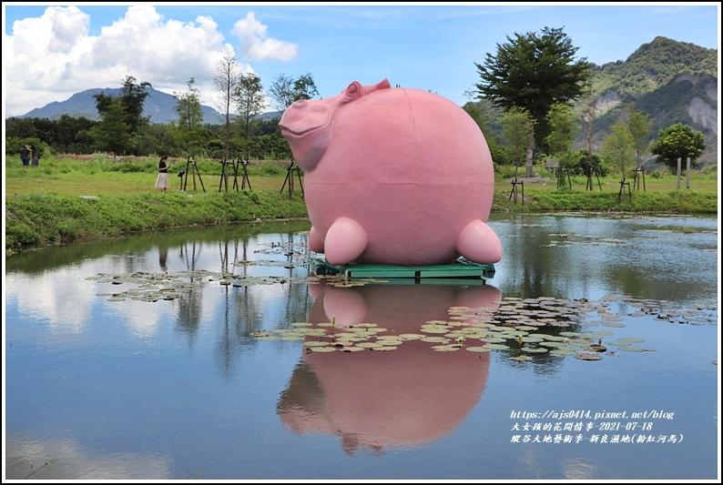 縱谷大地藝術季-新良濕地(粉紅河馬)-2021-07-11.jpg