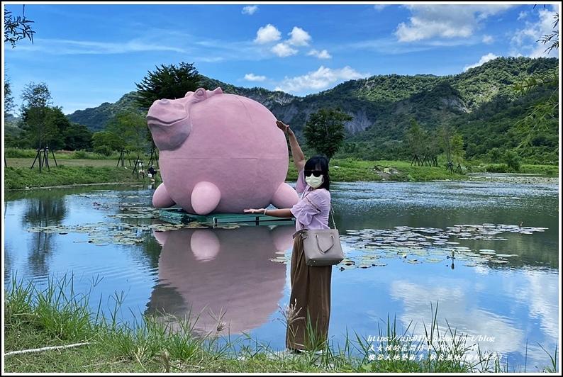 縱谷大地藝術季-新良濕地(粉紅河馬)-2021-07-20.jpg