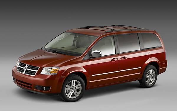 Dodge-Caravan-Top