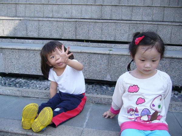 小蝦米跟小魚姐姐!!!