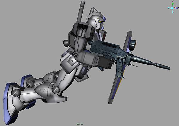 RX78-G3——2