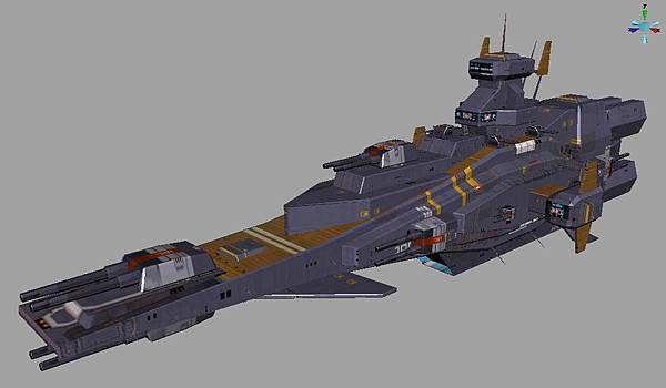 麦哲伦战舰——1