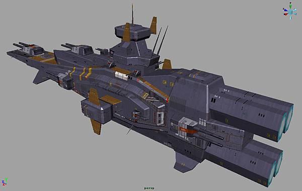 麦哲伦战舰——2