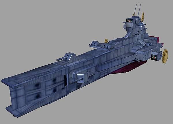 撒拉米斯战舰——1