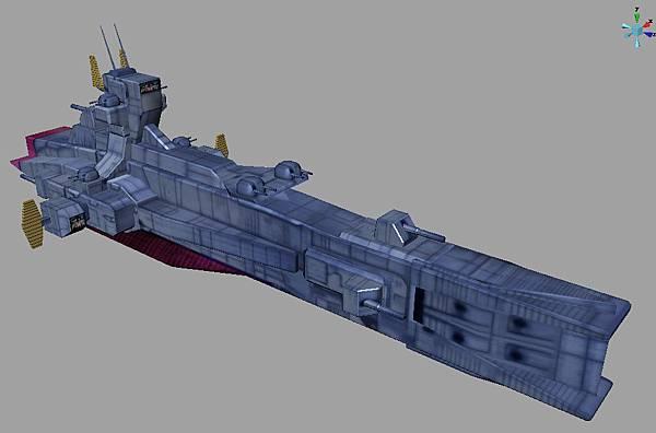 撒拉米斯战舰——2