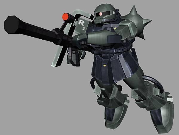 MS06R1火箭炮装——1