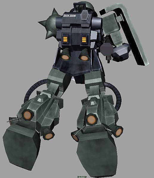 MS06R1火箭炮装——2