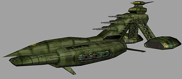 姆塞级轻巡洋舰——1