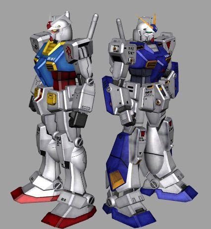 RX78-2&NT1