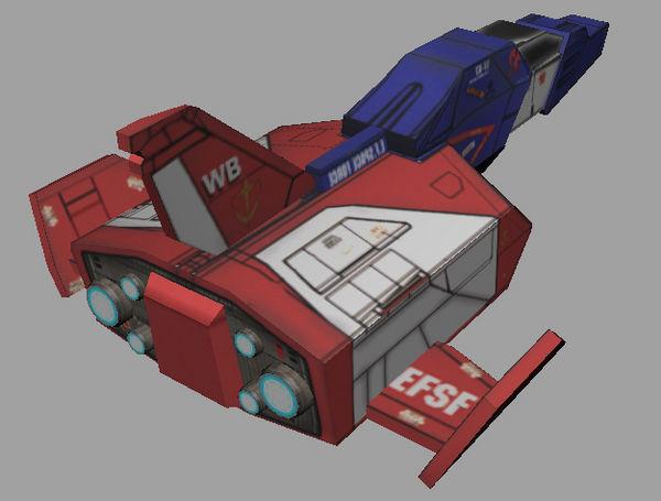 FF-X7核心战机——3
