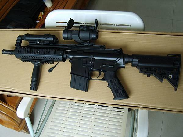 M4 CASV CQB