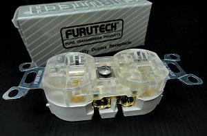 FURUTECH日本古河 FP-2R 鍍金電源插座.jpg
