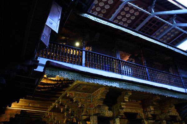佛牙寺的核心內殿