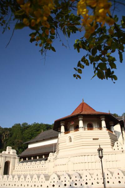 佛牙寺八角塔