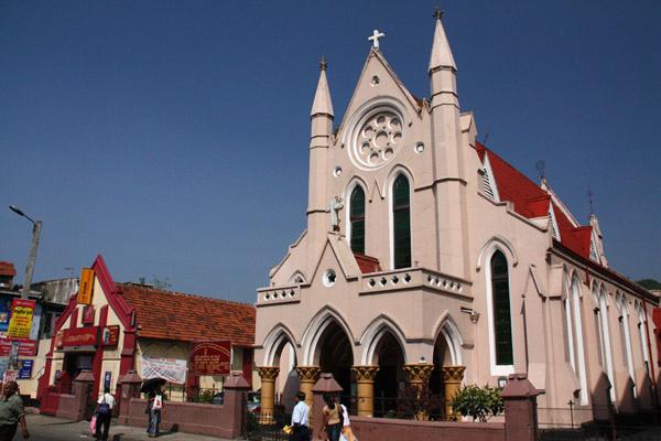 肯迪市區教堂