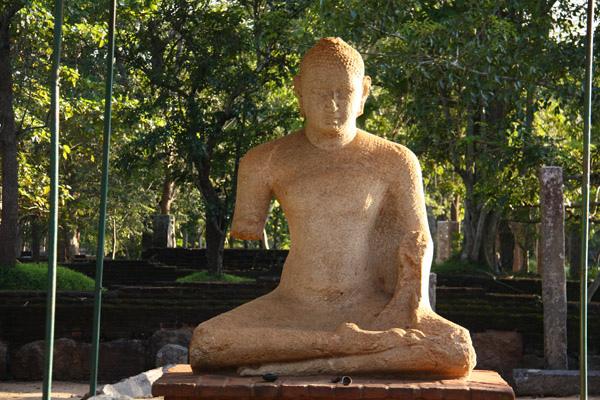 據說是斯國最美的佛像