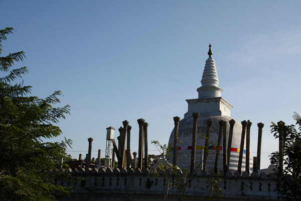 都波羅佛塔(Thuparamaya)