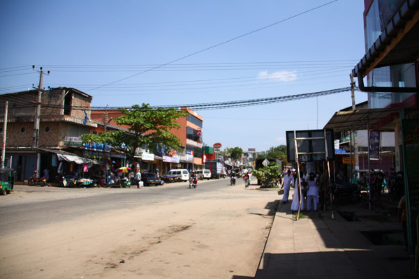 阿努拉德普勒市中心