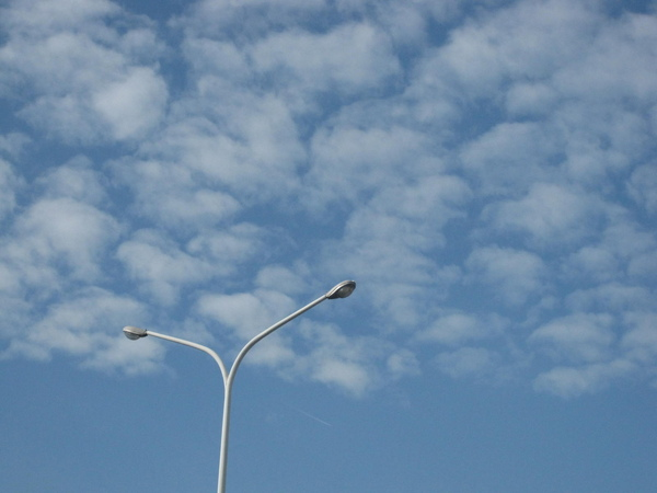 故鄉的藍天