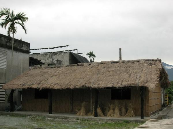 阿美傳統屋子