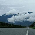 台11丙公路上的山嵐