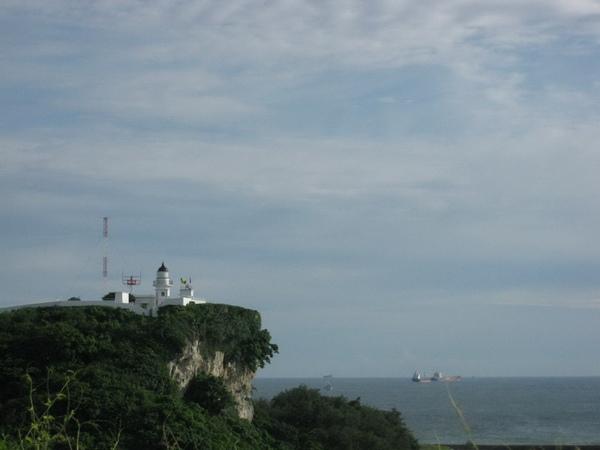 船隻的指引-燈塔